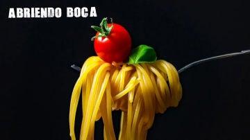 Imagen de archivo de pasta