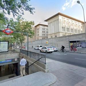 Metro de Núñez de Balboa