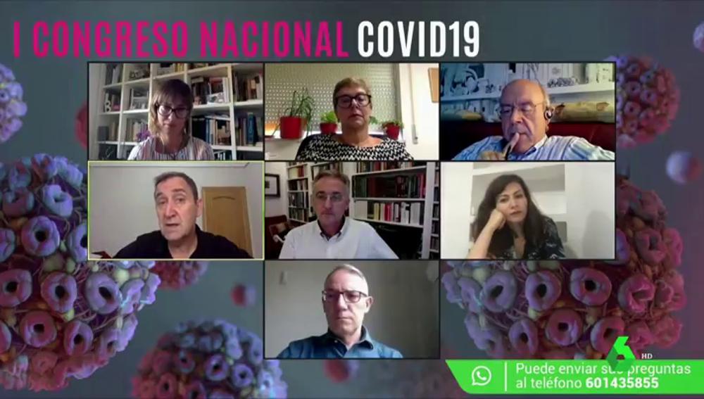 Más de 170.000 profesionales sanitarios firman un manifiesto para lograr una mejor respuesta a la Covid-19