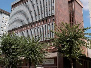 Residencia de estudiantes Miguel de Unamuno, en Sarriko