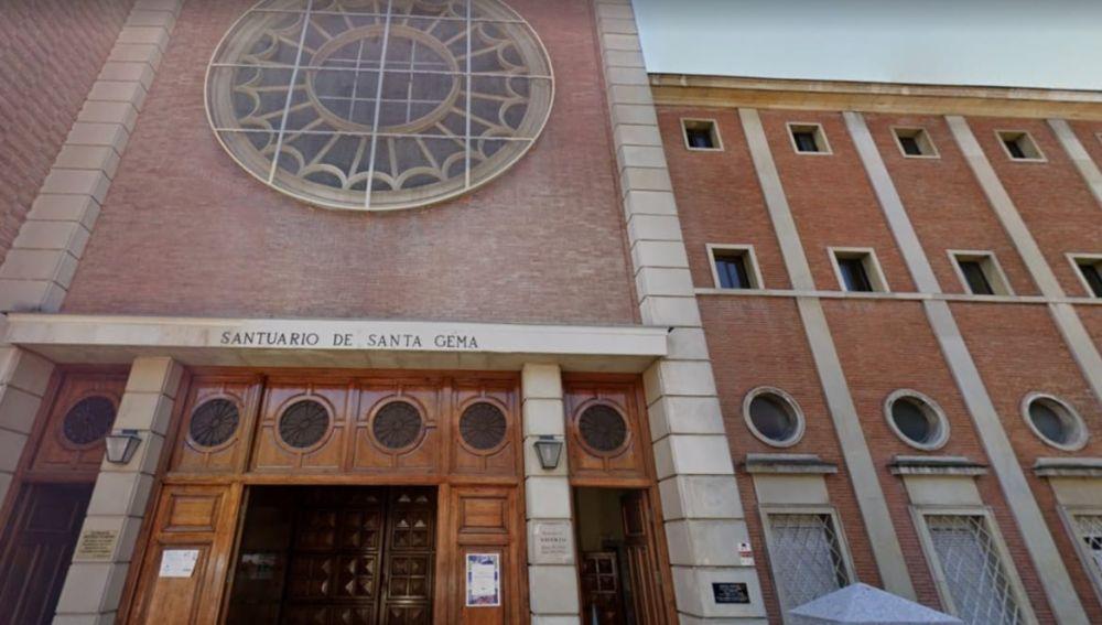 Parroquia de Santa Gema, en Madrid