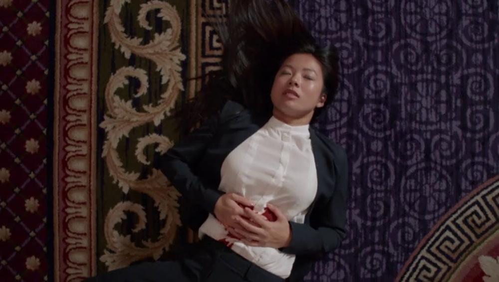 El caos en el número de Cameron Black acaba con la desconcertante muerte de Vivian