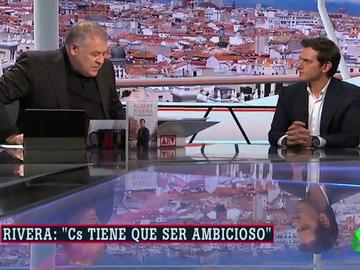 """Albert Rivera: """"Tenía sentido que los empresarios estuvieran más satisfechos con Ciudadanos que con Podemos"""""""