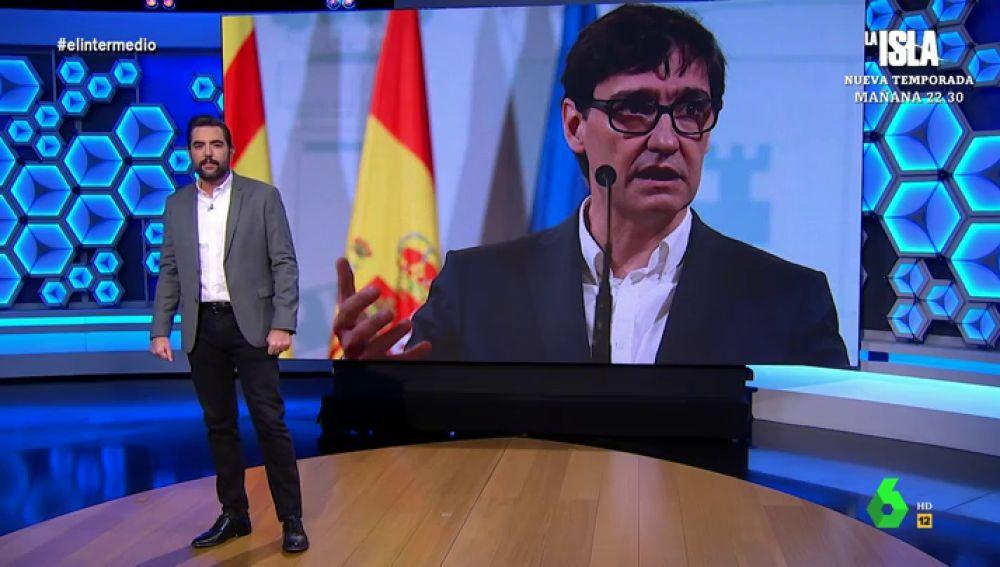 """El motivo """"oculto"""" que según FAES hay detrás de """"cerrar Madrid"""": """"Es simbólico para un catalán socialista"""""""