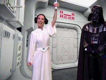 """Leiayuso lucha contra Illa-Vader sin la ayuda de su fiel compañero Chewbaccaguado: """"No se entiende que me sigas sosteniendo como presidenta"""""""
