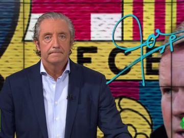 """Pedrerol: """"Koeman ha demostrado ser un verdadero barcelonista, mientras que Xavi prefirió quedarse en Catar"""""""