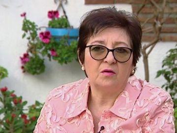 María de la Peña, nieta de Manuel