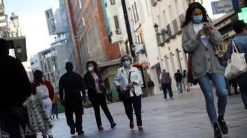 Restricciones por coronavirus en España