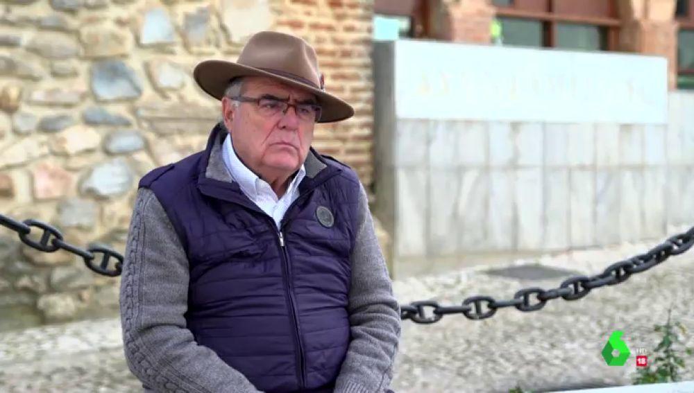 """""""Tengo miedo de un asesino que tiene la obsesión de matarme"""": la sed de venganza del 'Loco del chándal' contra el alcalde de Almadén"""