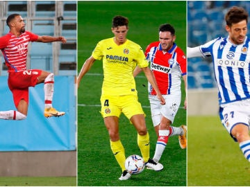 Granada, Villarreal y Real Sociedad ya conocen a sus rivales en Europa