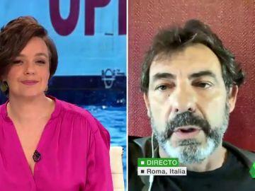 """Óscar Camps (Open Arms), sobre el juicio a Salvini: """"Esperamos justicia, ni más ni menos"""""""