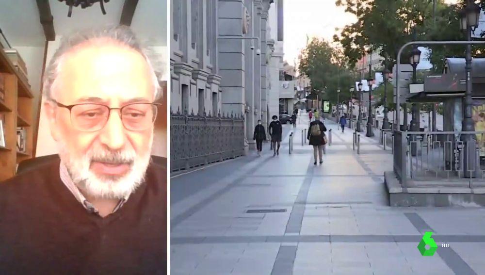 López-Acuña, en laSexta Noticias
