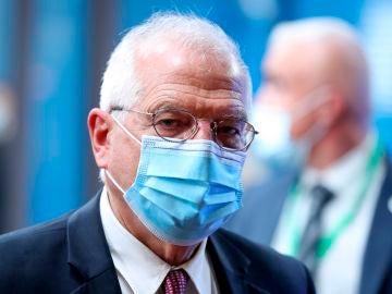 El alto representante de la Unión Europea (UE) para la Política Exterior, Josep Borrell