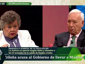 """Almeida, a Margallo sobre la Operación Kitchen: """"Dices que a ti no te da confianza Villarejo, pero parece que a tus compañeros sí"""""""