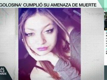 La petición de amistad en Facebook que desencadenó que 'La golosina' cumpliera su amenaza de muerte: mató a la exnovia de su pareja por celos