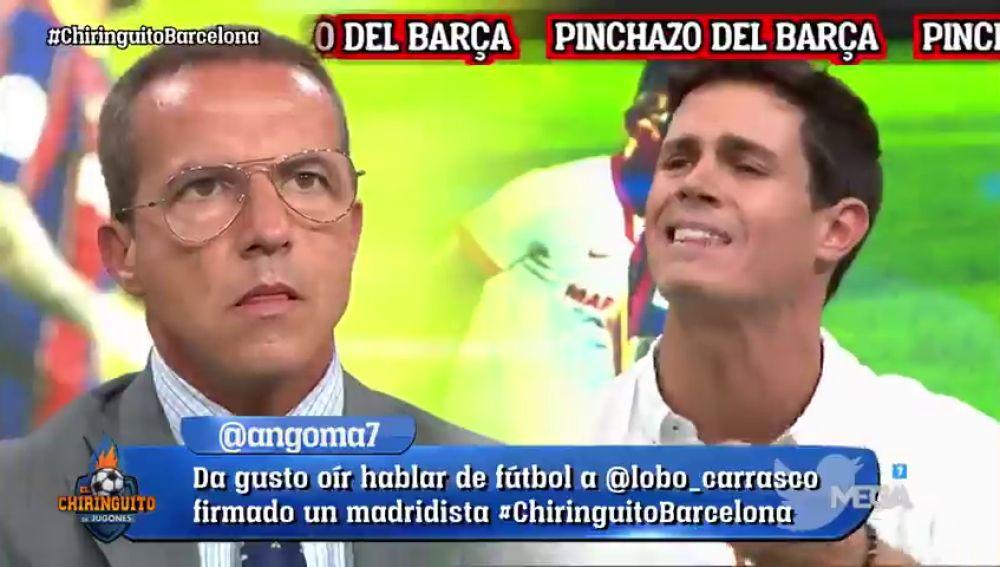 """Edu Aguirre, durísimo con Leo Messi: """"Ha ido andando y hay que señalarle"""""""