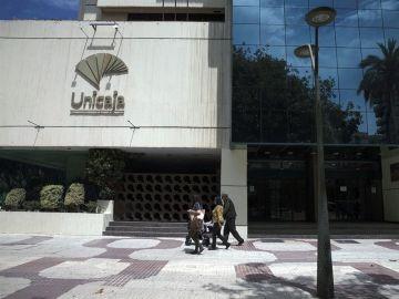 Sede central de Unicaja, en Málaga