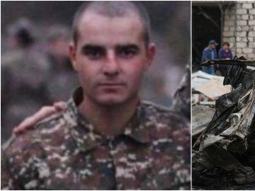 Liparit Dashtoyán, jugador armenio de 22 años