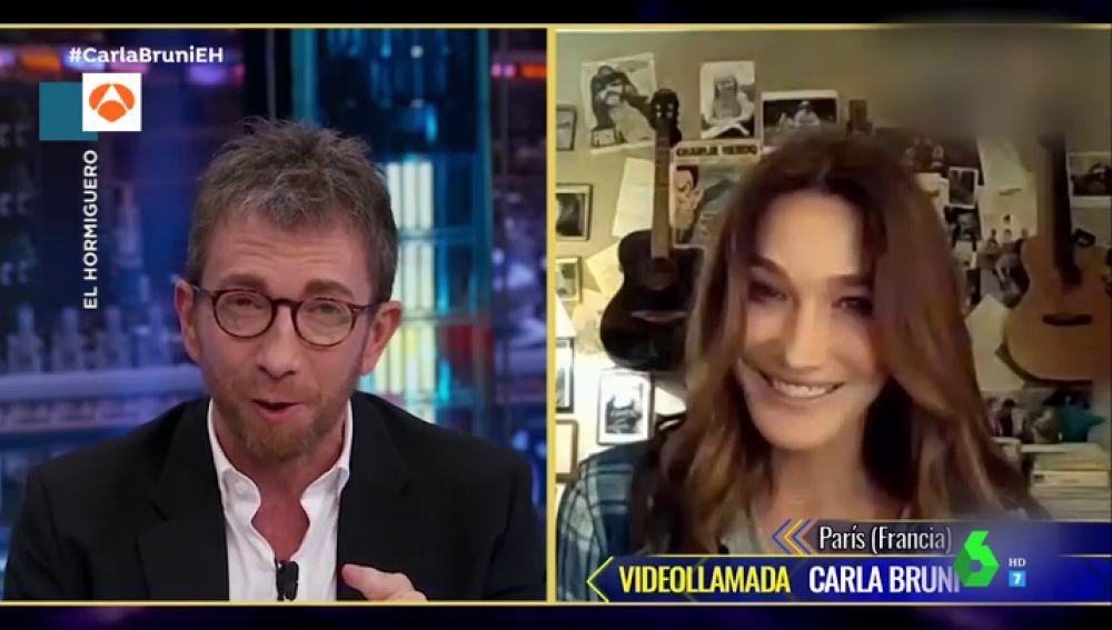 Carla Bruni desvela el secreto de su matrimonio con Nicolas Sarkozy tras 12 años