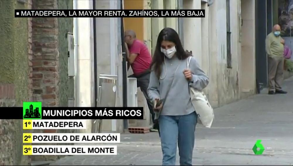 Matadepera, el municipio más rico de España