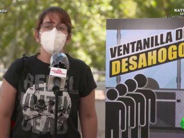 """Los ciudadanos estallan en la 'Ventanilla de desahogo' de la administración pública: """""""
