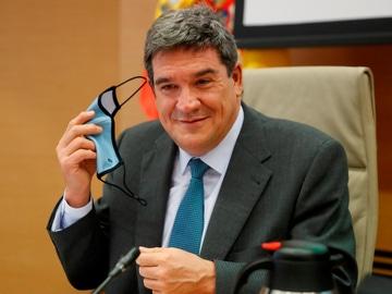 El ministro de Trabajo, Inclusión, Seguridad Social y Migraciones, José Luis Escrivá