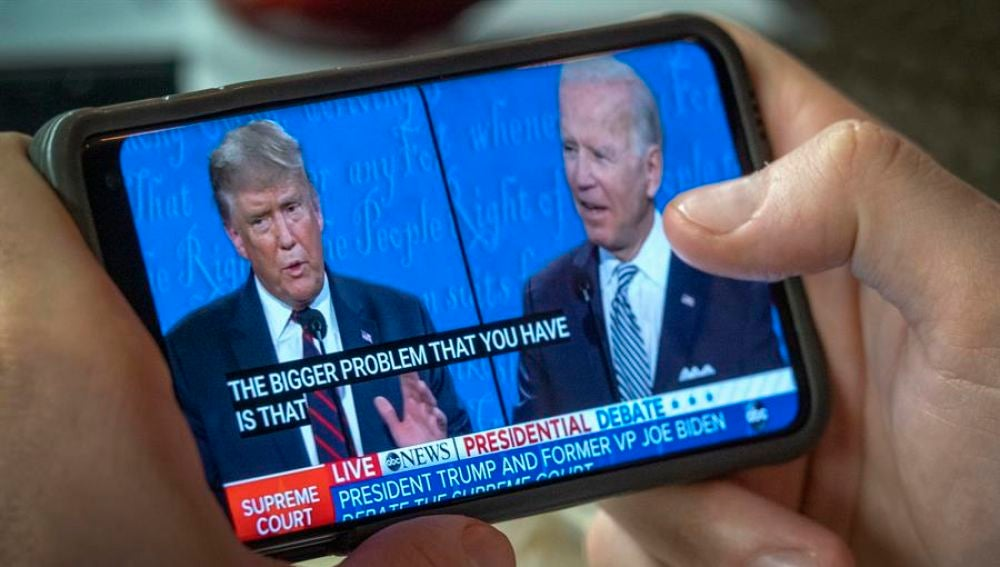 """Donald Trump se niega a participar en un debate virtual con Joe Biden: """"No voy a perder el tiempo"""""""