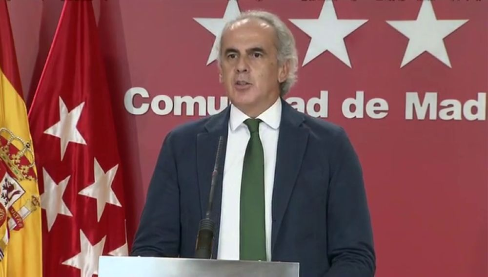 La Comunidad de Madrid propone aplicar restricciones sanitarias en 51 zonas básicas de salud