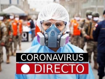 Coronavirus en España, hoy: Última hora, casos, datos y noticias del COVID-19, EN DIRECTO