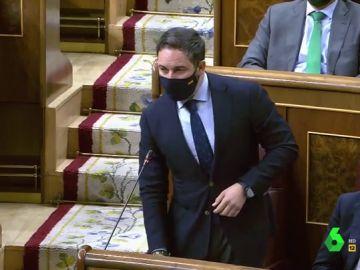"""Vídeos manipulados - Santiago Abascal confiesa en pleno Congreso su verdadero acento: """"Yo no hablo español"""""""