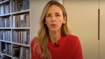 """Cayetana Álvarez de Toledo defiende la """"abstención"""" después de haber votado 'no' a la moción de censura."""