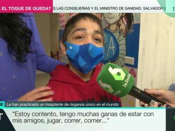 El hito de la ciencia española que ha devuelto la vida a un niño de 15 años: cuando la investigación parece 'magia'
