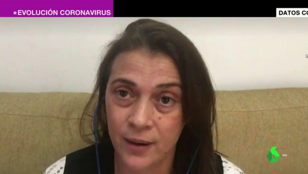 Soledad Torrado, cuñada de Julia Rangel