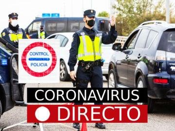 Confinamiento, coronavirus España y fin del estado de alarma en Madrid: Última hora sobre el toque de queda por COVID-19, EN DIRECTO