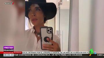Pilar Rubio sufre un accidente mientras entrena