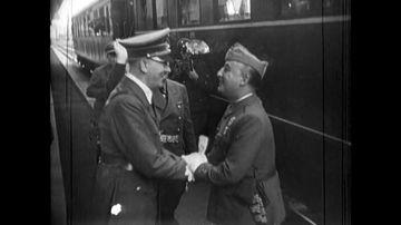 """Historia de """"la única vez que en España se ha guardado un secreto"""": ¿de qué hablaron Hitler y Franco en Hendaya?"""
