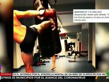 Dani Rovira boxeo