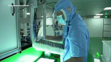 Guangdong, la provincia china donde se fabrican 100 millones de mascarillas al día: ¿cómo y en qué condiciones trabajan allí?