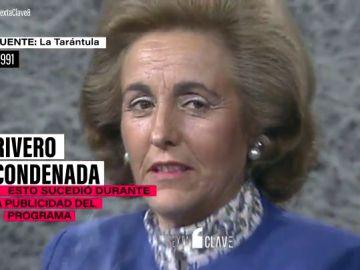 Las imágenes nunca vistas de Teresa Rivero: de ser la primera mujer en presidir un club de primera a estar condenada por estafa