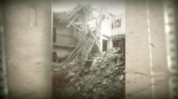 """Matilde, superviviente del bombardeo en Albacete en 1937: """"Me dieron por muerta, pero reaccioné"""""""