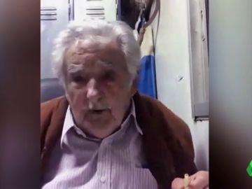 """La reflexión de Pepe Mujica por la pandemia en laSexta: """"Vivimos una epidemia de pelotudos que no entienden"""""""