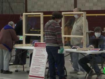 Quiénes son los 'Poll Hero' y por qué son más necesarios que nunca en las elecciones de EEUU