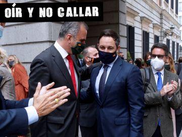Santiago Abascal: patriota y vulnerable