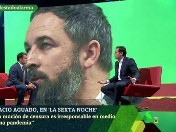 Ignacio Aguado en laSexta Noche