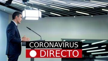 Estado de alarma en España por Coronavirus: Consejo de Ministros en directo, confinamiento y toque de queda por COVID-19