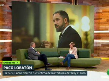 La respuesta de Paco Lobatón a Vox cuando dice que el Gobierno de Sánchez es el peor que ha habido en 80 años