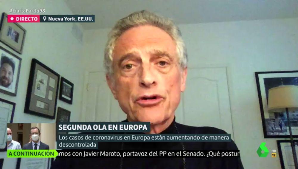 Luis Rojas Marcos, profesor de psiquiatría de la Universidad de Nueva York