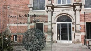 Robert Koch Institut, en Alemania
