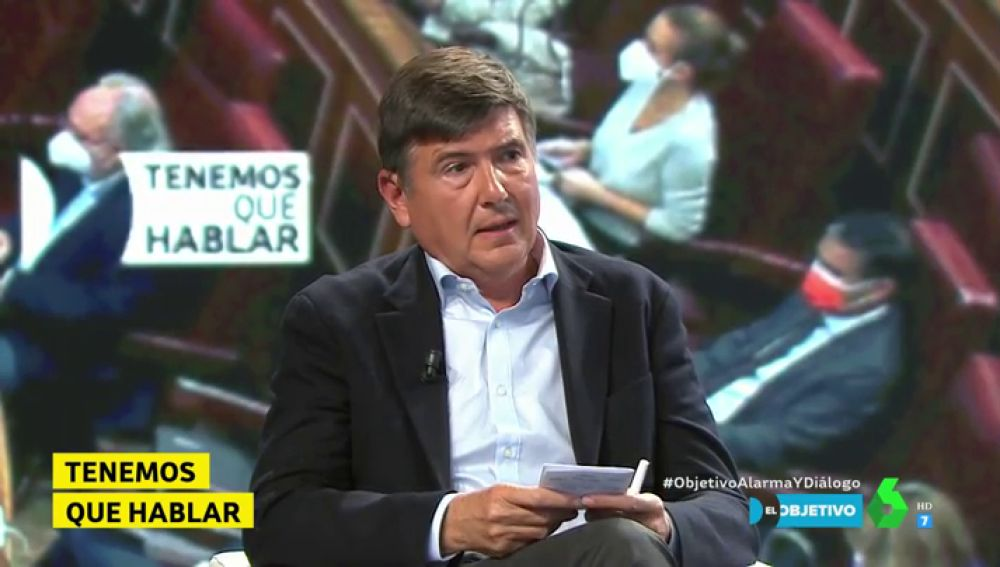 Manuel Pimentel en El Objetivo
