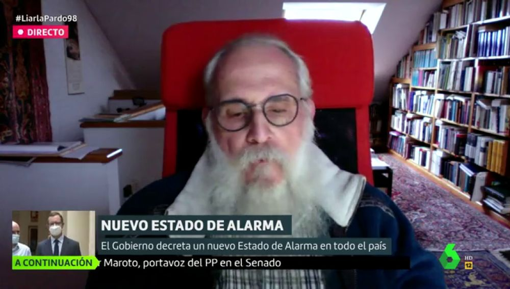 El diputado socialista Agustín Zamarrón